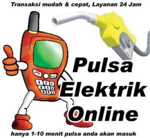 Bisnis Pulsa Elektrik