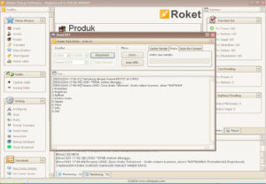 Software Roket Pulsa