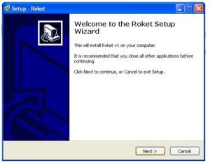 Software Roket Pulsa