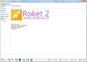 Software Roket Pulsa V2