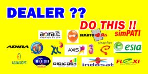 Dealer Pulsa