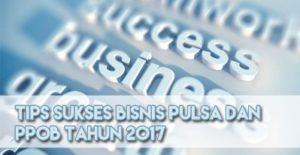 Sukses dalam Bisnis Pulsa