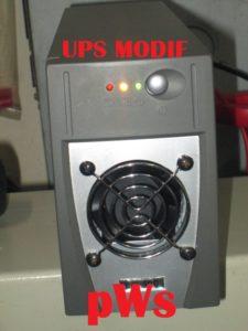 UPS Modif