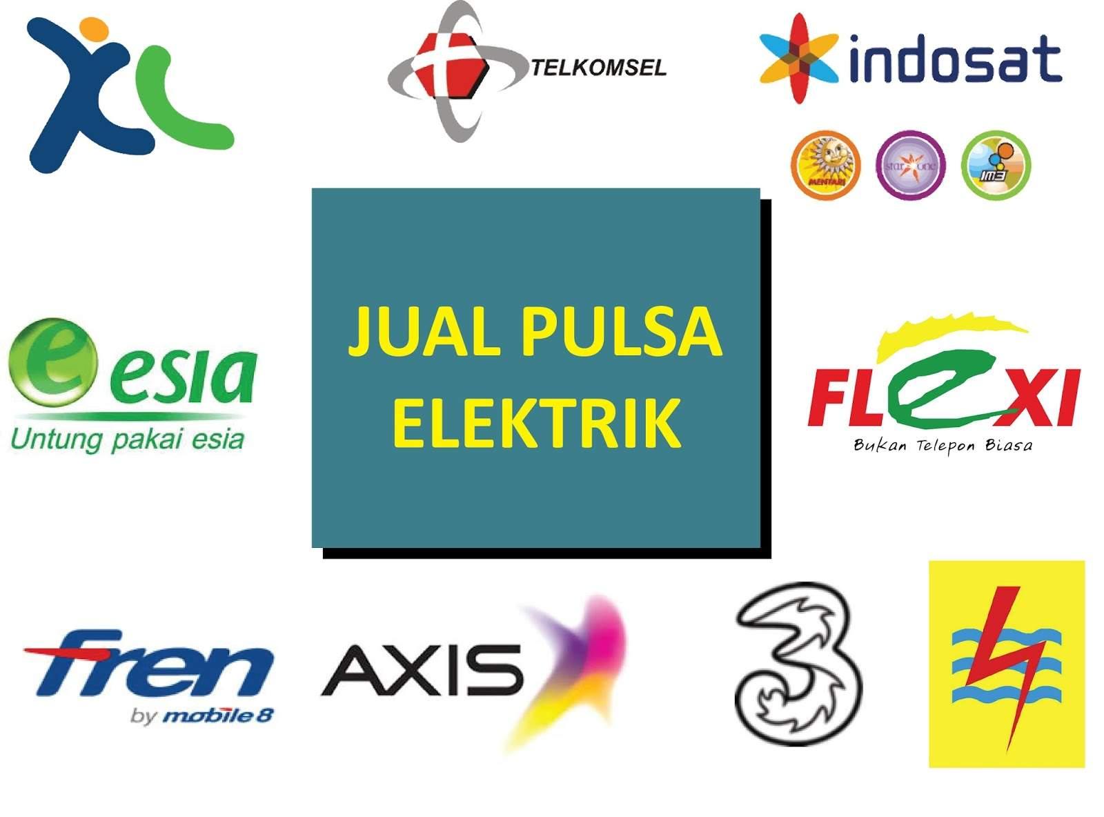 Dealer Pulsa Elektrik