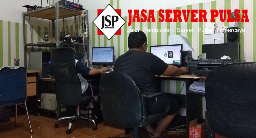 Jasa Server Pulsa Murah dan Terpercaya