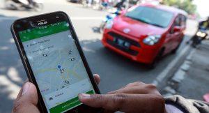 Mau Jadi Pengemudi Taksi Online, Simak Tips Berikut