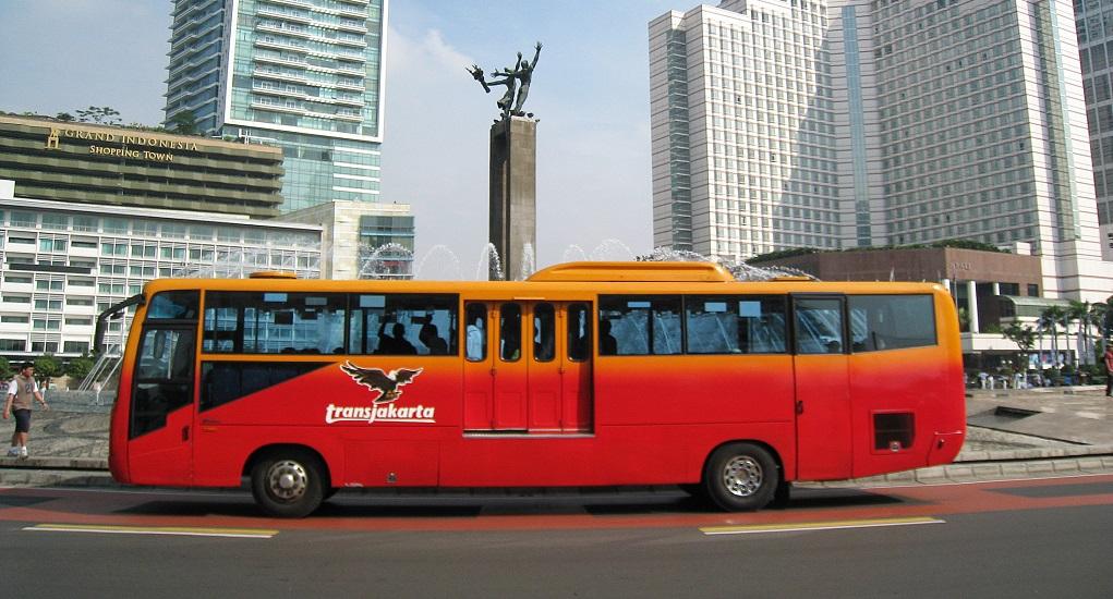 Layanan Transportasi jika Jakarta Lockdown