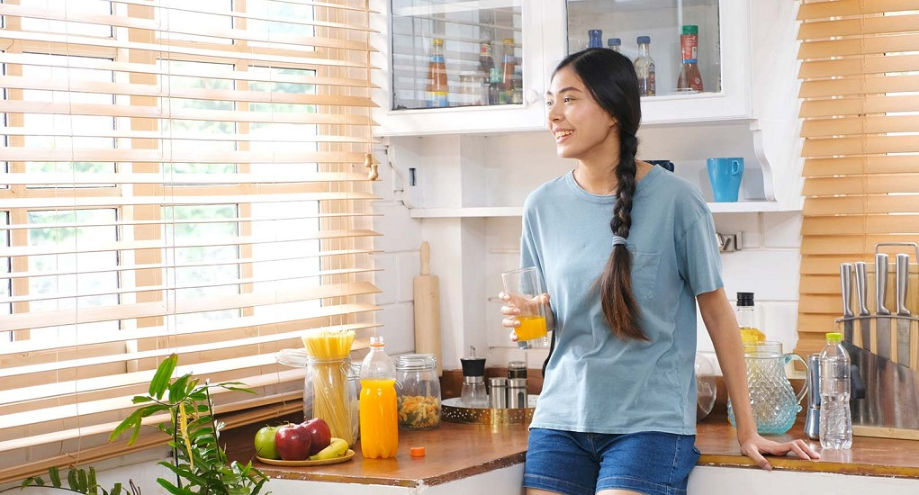 Tetaplah Aktif Meski di Rumah Saja
